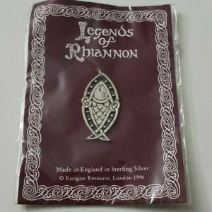 Jewelry - Sterling Silver 925 Legends Of Rhiannon Pendant